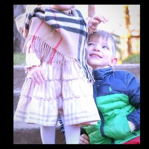 Authentic Burberry Kids  dress